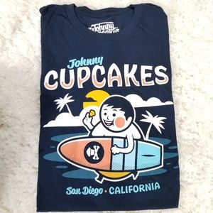 Johnny Cupcakes San Diego Expo T-shirt